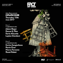 FACT Off Week • Drumcode