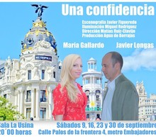 Cartel una confidencia