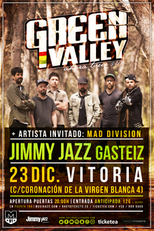 GREEN VALLEY EN VITORIA - AHORA TOUR