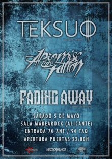 Teksuo + A Promise To The Fallen + Fading Away