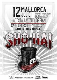 SHO-HAI en concierto (Mallorca)