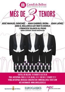 Més de 3 tenors amb MGMC
