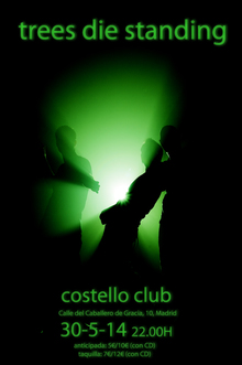 Trees Die Standing - Sala Costello