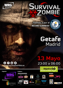 SURVIVAL ZOMBIE: GETAFE (MADRID)
