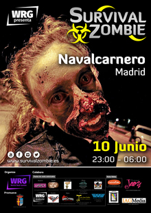 SURVIVAL ZOMBIE: NAVALCARNERO (MADRID)