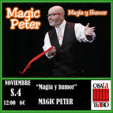 """Magic Peter"""