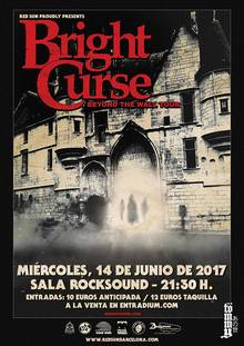 BRIGHT CURSE (UK) + artista invitado