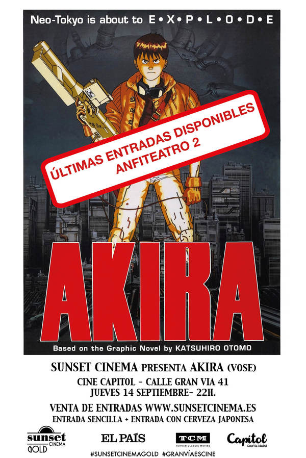 Entradas para sunset cinema gold presenta la noche anime for Cine capitol precio entrada