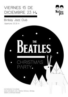 THE BEATLES CHRISTMAS PARTY 2017 (The Nowhere Plan)