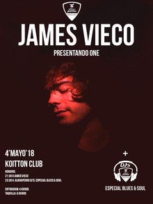 JAMES VIECO PRESENTANDO ONE