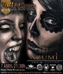 Cool Tattoo Session - 07 Abril 2018