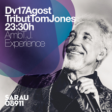 Tribut TOM JONES al Sarau08911