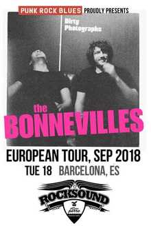The Bonnevilles en Barcelona
